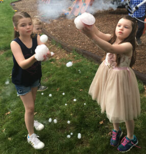 bubble entertainment for birthday parties