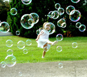 bubble entertainer